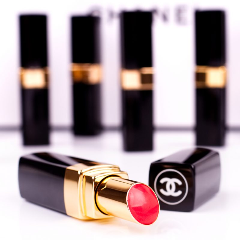 Chanel Rouge Coco Shine Rose Emotif