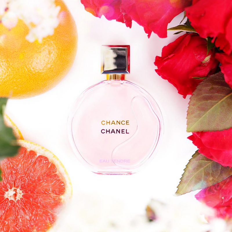 <span style='font-size: large;'>Take a new Chance! </span><br />Chanel Chance Eau Tendre EdP