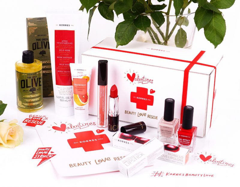 Korres Beauty Love Rescue Kit