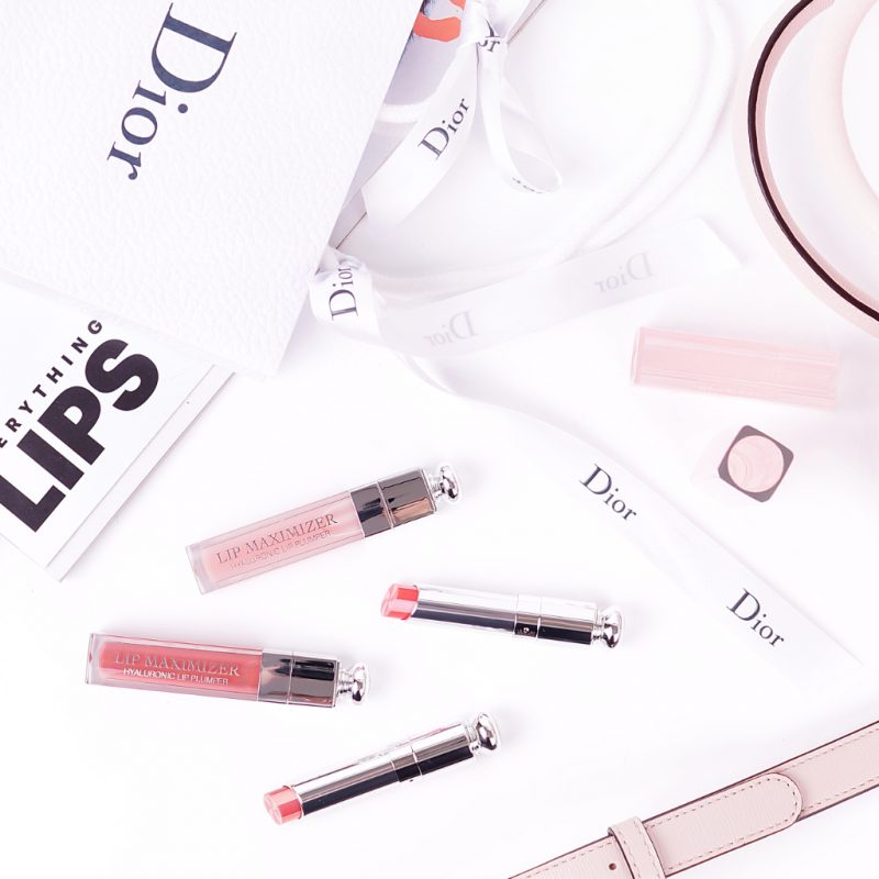 Dior Spring 2019 Lip Glow To The Max