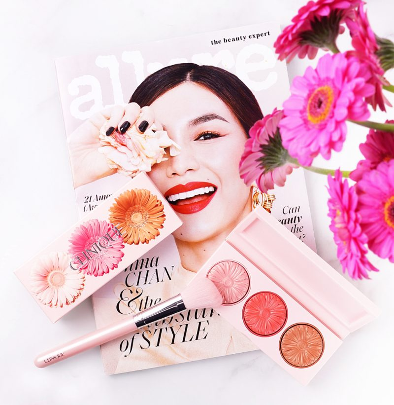 Clinique Cheek Pop™ On-The-Glow Trio Palette