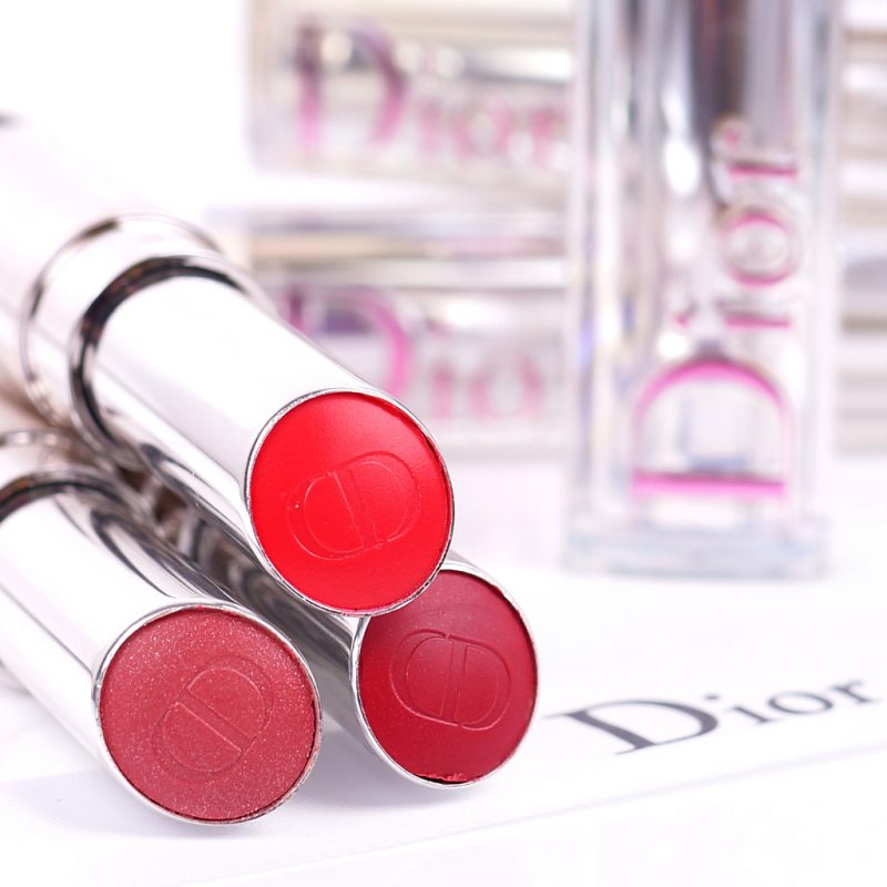 Dior Addict Stellar Shine Lipsticks
