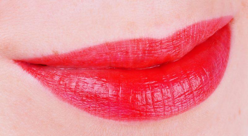 Schöne und gepflegte Lippen mit Clarins