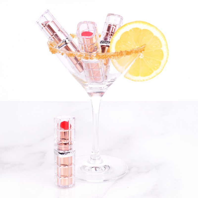 <span style='font-size: large;'>Ein sommerlicher Fruchtcocktail </span><br />Die neuen L'Oréal Paris Color Riche Plump & Shine