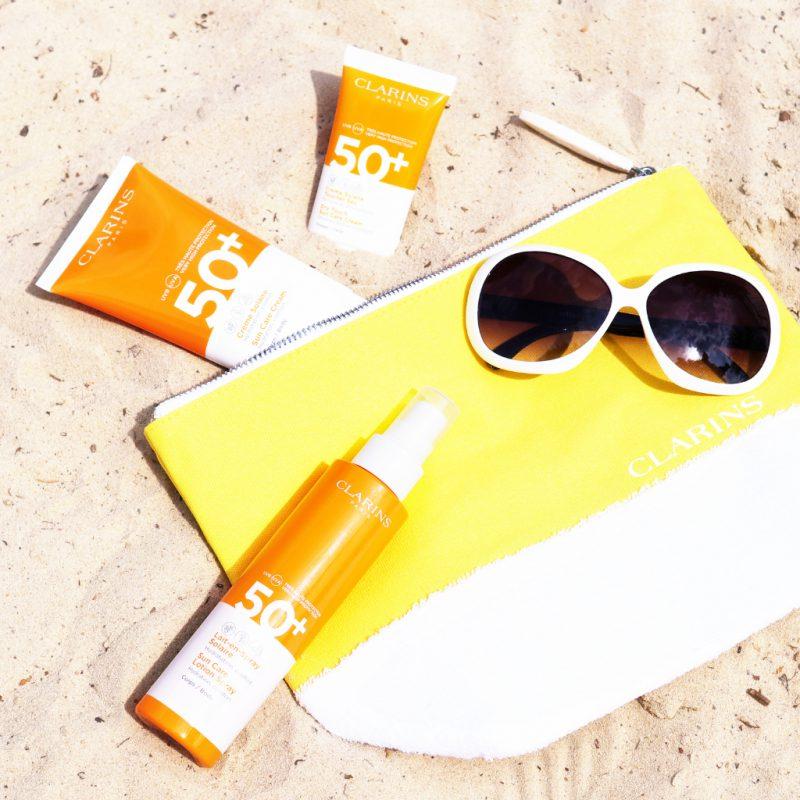 <span style='font-size: large;'>Sea, Safe & Sun </span><br />Die Sonnenpflege von Clarins 2019