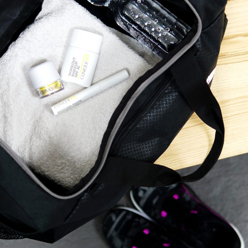 Sport-Make up im Härtetest: CliniqueFIT