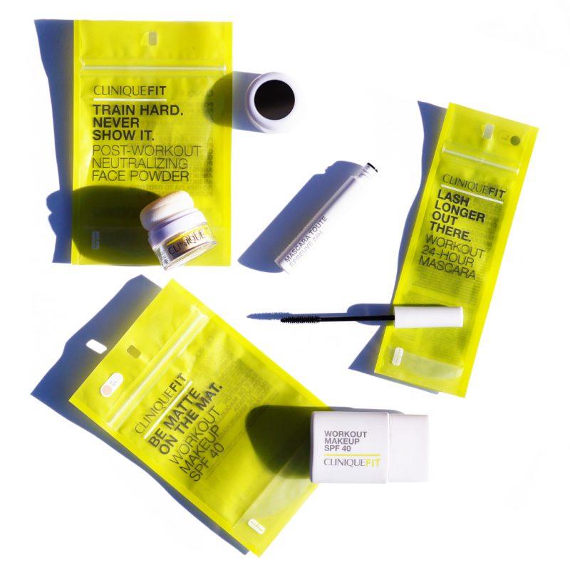 Sport-Make up im Härtetest: CliniqueFIT