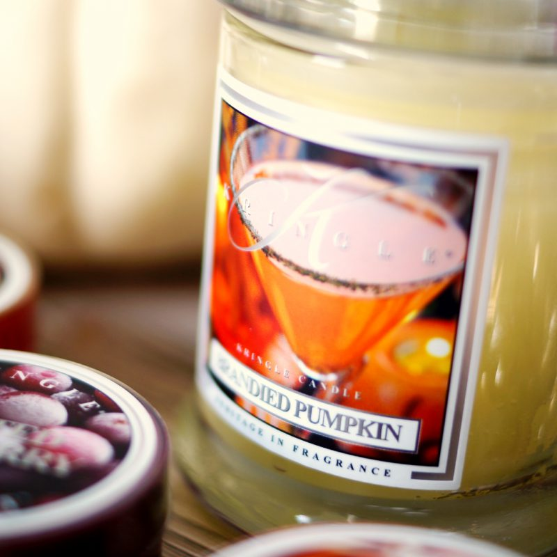 Herbst Duftkerzen Kringle Candles