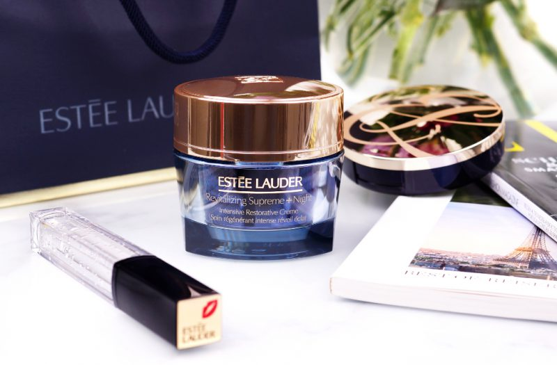 <span style='font-size: large;'>Neu von Estée Lauder </span><br />Revitalizing Supreme+ Night Intensive Restorative Creme