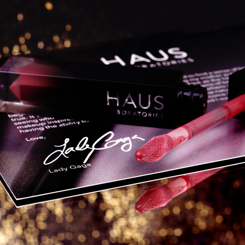 Haus Laboratories by Lagy Gaga Le Riot Lip Gloss Blaze