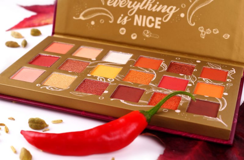 Essence Spice it up! Lidschattenpalette