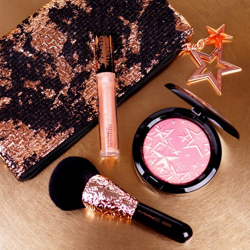 MAC Sprinkle of Shine Kit Pink Weihnachtskollektion 2019