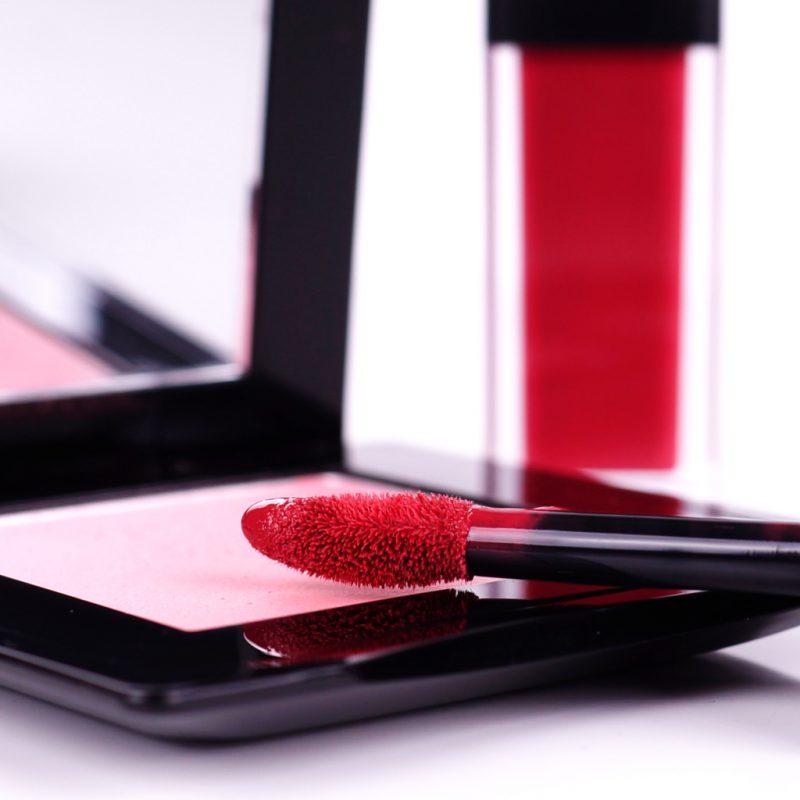 <span style='font-size: large;'>Shiseido </span><br />InnerGlow CheekPowder 04 & LacquerInk LipShine 309