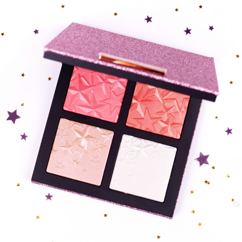 MAC Starring You Star-Dipped Face Compact Pink