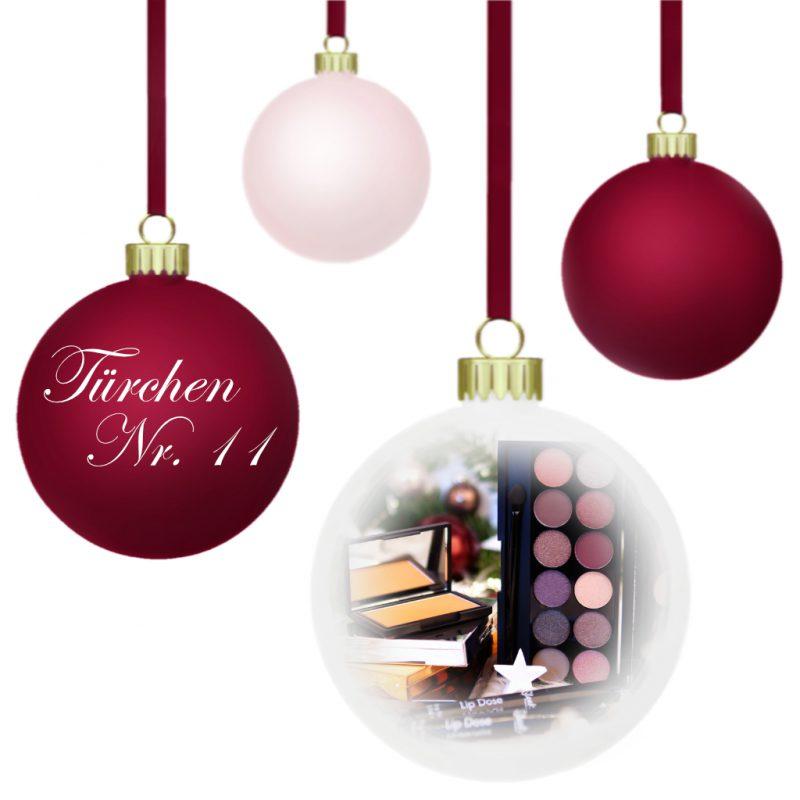 <span style='font-size: large;'>Weihnachtszauber 2019 </span><br />Türchen N° 11 mit Sleek