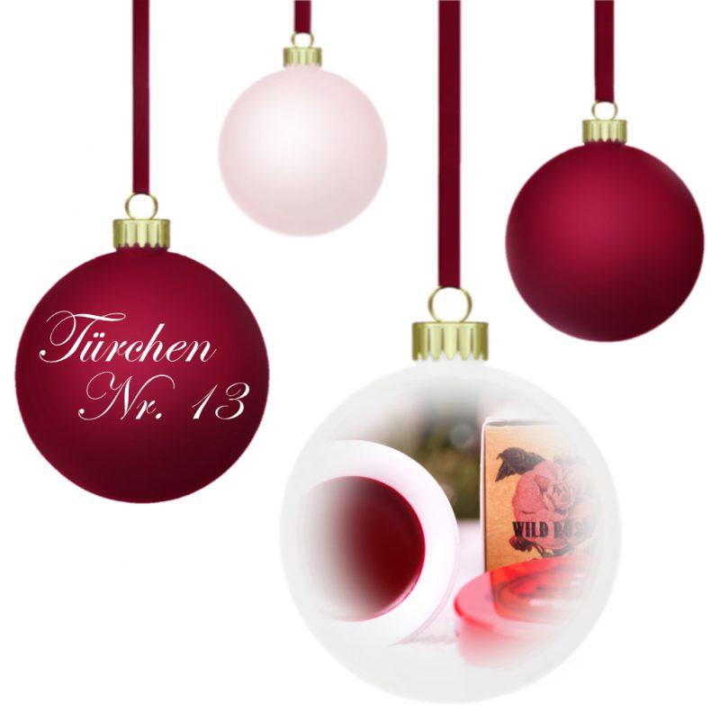 <span style='font-size: large;'>Weihnachtszauber 2019 </span><br />Türchen N° 13 mit Korres