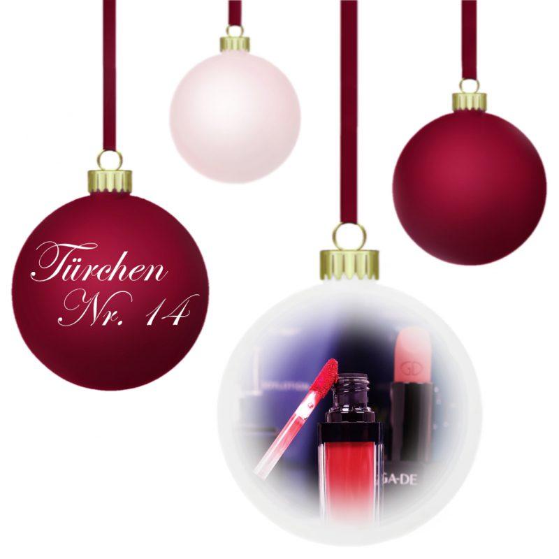 <span style='font-size: large;'>Weihnachtszauber 2019 </span><br />Türchen N° 14 mit Parfümerie Pieper