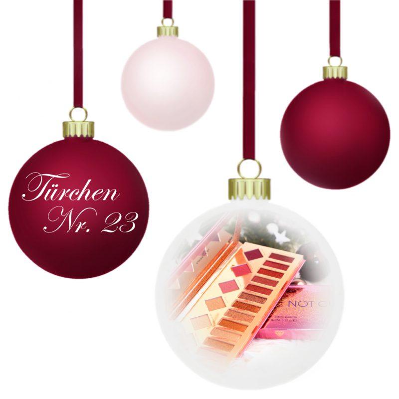 <span style='font-size: large;'>Weihnachtszauber 2019 </span><br />Türchen N° 23 mit Essence