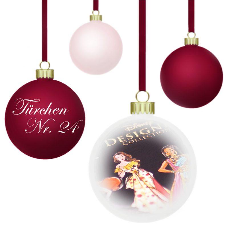 <span style='font-size: large;'>Weihnachtszauber 2019 </span><br />Türchen N° 24 mit Franzi und ColourPop