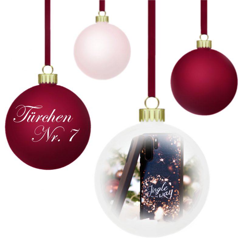 <span style='font-size: large;'>Weihnachtszauber 2019 </span><br />Türchen N° 7 mit Handyhuellen.de