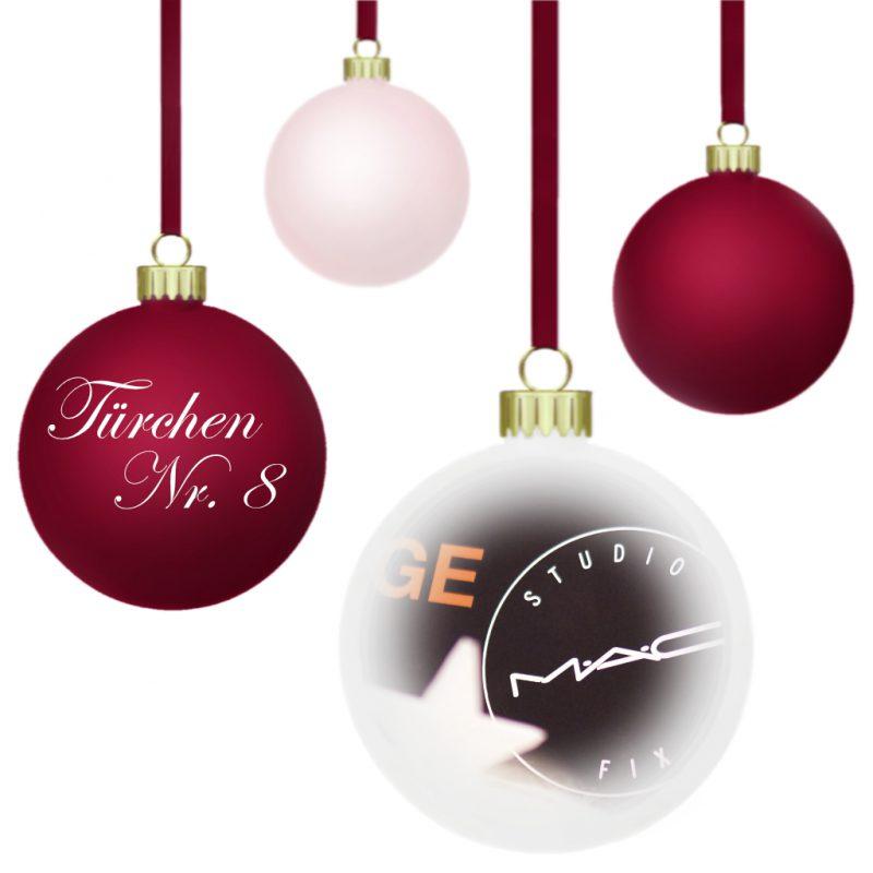 <span style='font-size: large;'>Weihnachtszauber 2019 </span><br />Türchen N° 8 mit MAC Cosmetics