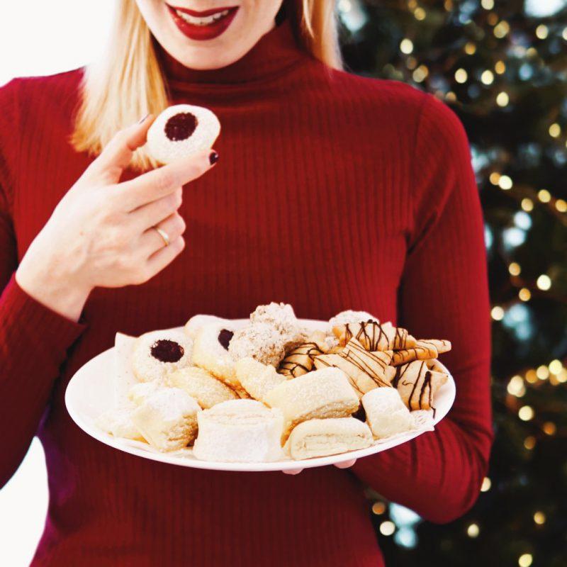 <span style='font-size: large;'>Weihnachtsbäckerei </span><br />Meine 5 liebsten Keksrezepte 2019