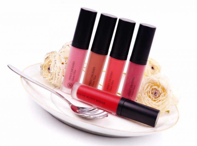 RBR Glasiger Lip Gloss 'Süße Exzesse'