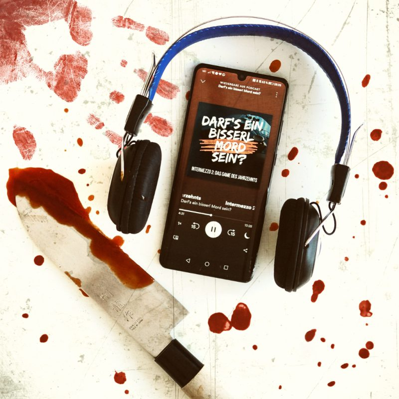 <span style='font-size: large;'>Wahre Verbrechen </span><br />Meine Top 6 True Crime Podcasts