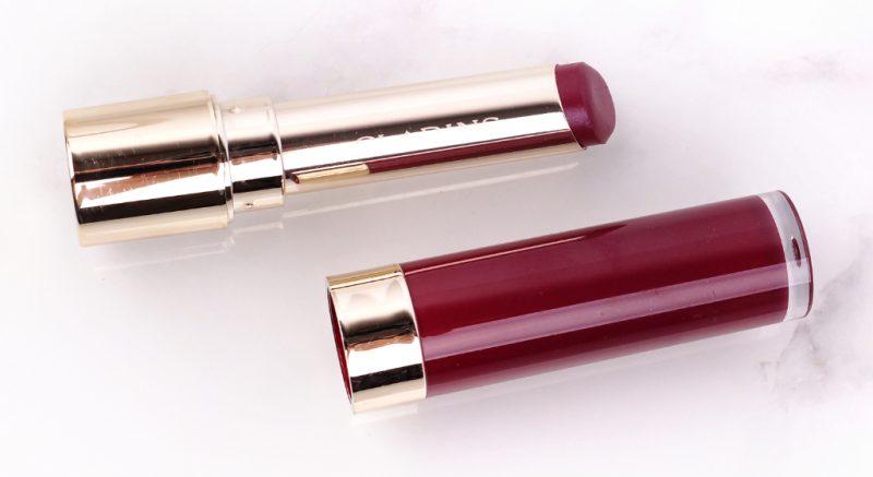 Clarins Joli Rouge Lacquer Plum