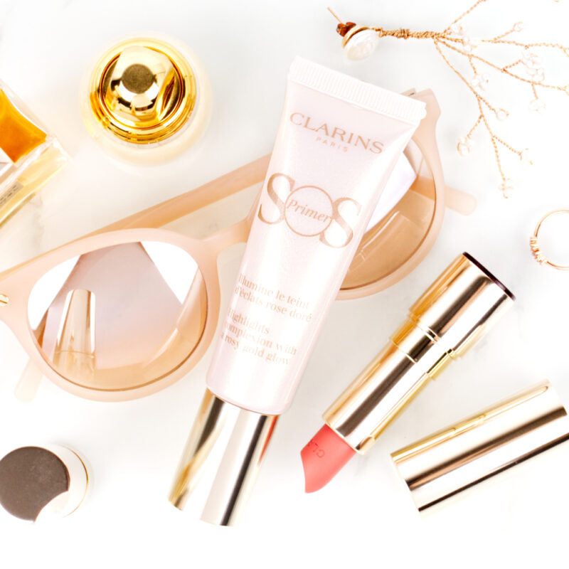 Clarins Sunkissed Sommer 2020 SOS Primer 08 rosy gold pearls