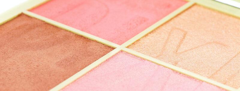 Pixi Cheeks Nuance Quartette Blush Quad Sugar Blossom