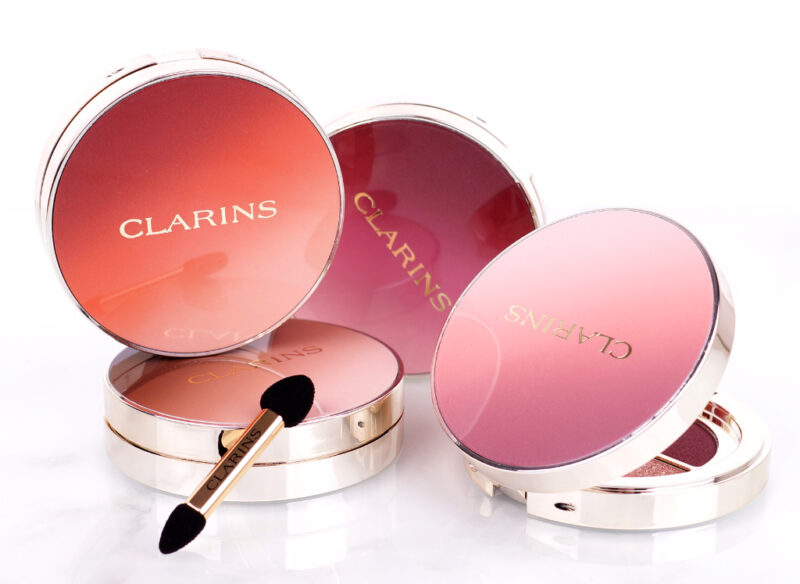 Clarins Herbstkollektion Easy Looks 2020 Ombre 4 Couleurs