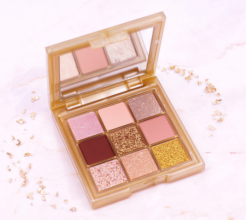 <span style='font-size: large;'>Huda Beauty </span><br />Gold Obsession Palette