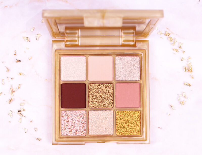 Huda Beauty Gold Obsession Palette