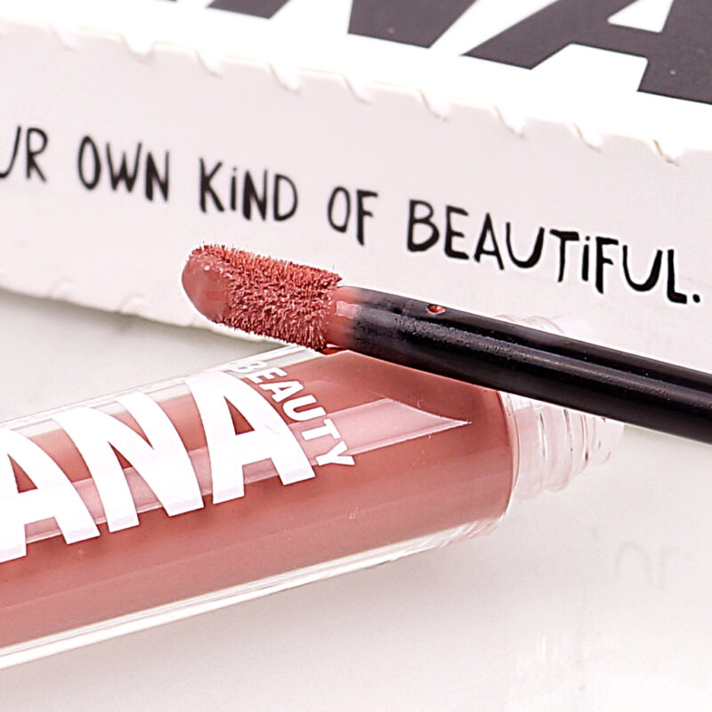 <span style='font-size: large;'>Banana Beauty </span><br />Liquid Lipstick Nananaked