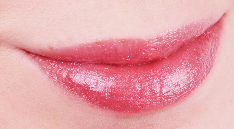 Clarins Lip Comfort Oil Shimmer 05 Pretty in Pink