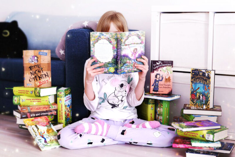 6 magische Kinderbuch-Reihen