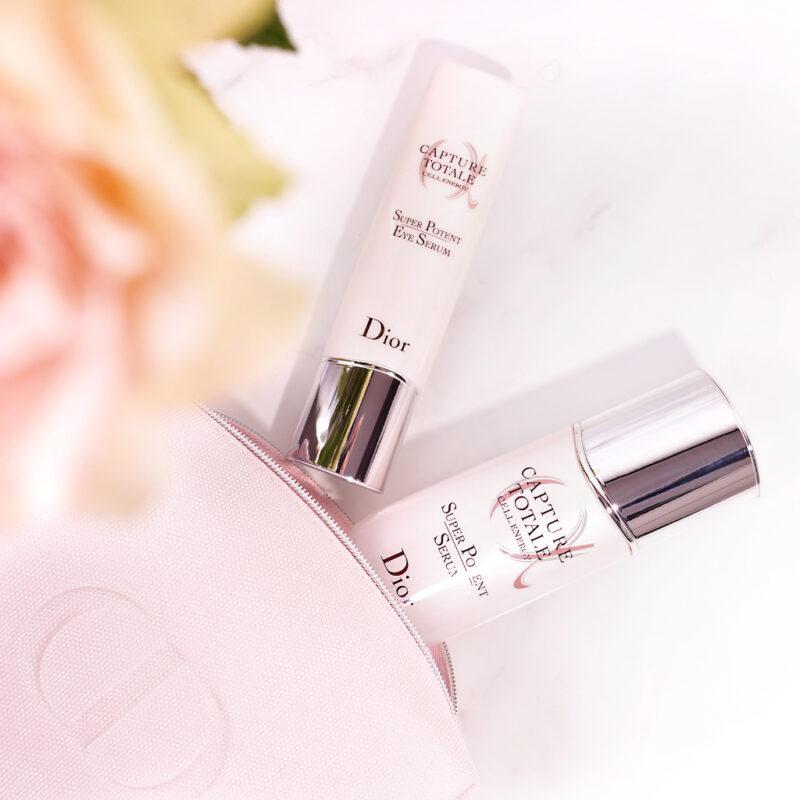 Dior Capture Totale Super Potent Eye Serum & Super Potent Serum