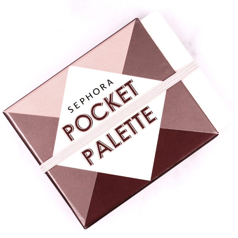<span style='font-size: large;'>Sephora Collection </span><br />Pocket Palette Cold Brown