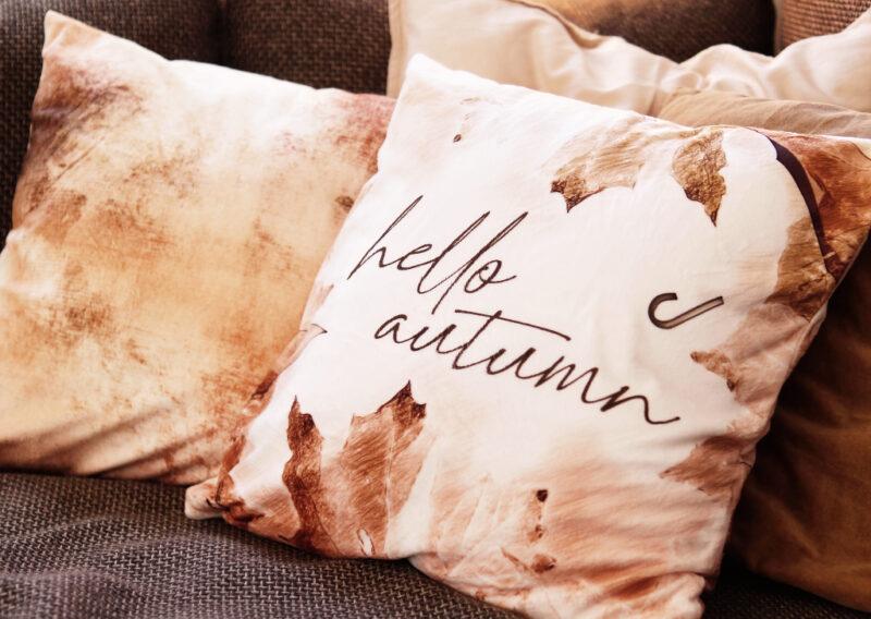 Gemütlicher Herbst mit MEINFOTO