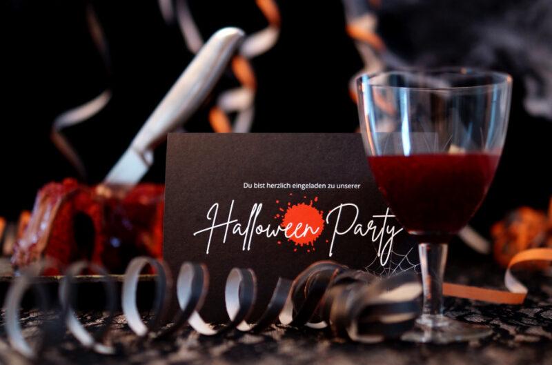 Halloween-Party mit Kaartje2Go